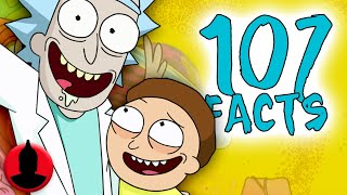 Download 107 Rick and Morty Facts YOU Should Know! New and Improved! (107 Facts S7 E5) | Channel Frederator Video
