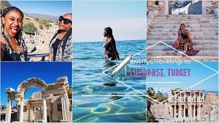 Download My Trip To Turkey ✈️🇹🇷! Pigeon Island, Ancient City of Ephesus, Celsus Library Video