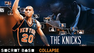 Download How the Knicks' terrible leadership turned a contender into 20 years of misery Video