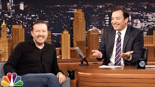 Download Random People, Random Questions with Ricky Gervais Video