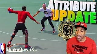 Download 6'8 SLASHING PLAYMAKER Attribute Update & Playground Gameplay NBA 2K18 3v3 Video