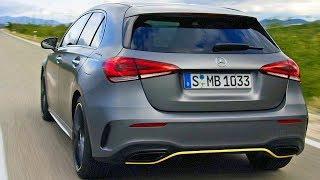 Download Mercedes A-Class (2018) The Most High-Tech Hatchback Ever? Video