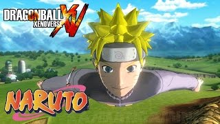 Download DragonBall Xenoverse - Naruto Mod Gameplay (60fps) [1080p] TRUE-HD QUALITY Video