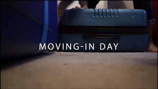 Download Zenas' moving-in day Video