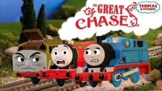 Download Thomas & Friends: The Great Chase + Flashback Trailer! | Thomas & Friends Video