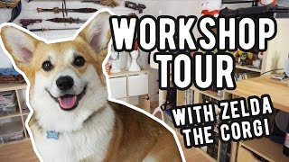 Download Zelda shows you our workshop! Video