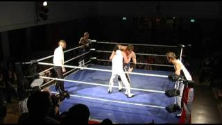 Download SWS Pro Wrestling - Danskjävlar del 1:9 Video