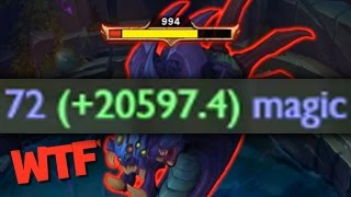 Download 20,000+ DAMAGE LEAGUE OF LEGENDS BUG/GLITCH!!! Video