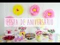Download DIY: Ideias para Festa de Aniversário - Gastando pouco Video