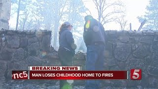 Download Family Loses Everything in Gatlinburg Wildfire Video