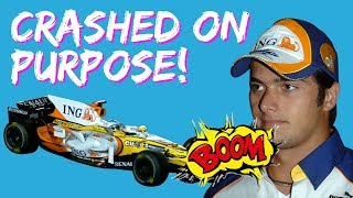 Download 10 Strange Reasons Why Drivers Have Retired From F1 Races Video