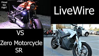 Download Zero Motorcycle Vs Harley LiveWire │Test Ride Comparison Video
