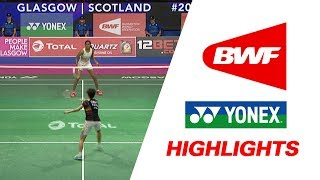 Download TOTAL BWF World Championships 2017 | Badminton Day 6 SF – Highlights Video
