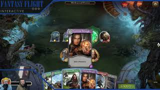 Download The Lord of the Rings: Living Card Game Stream 12/21 (With Caleb Grace) Video