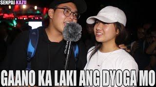 Download GAANO KA LAKI BALLOONS MO! | THE INTERVIEW SENPAI KAZU Video