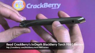 Download BlackBerry Torch 9860 in 10 minutes Video