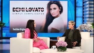 Download Demi Lovato on Taking Power Away from Online Haters Video