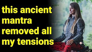 Download INDIAN Mantra For Peace Of Mind, Prosperity and Joy (ANCIENT VEDIC SHANTI MANTRA) Video