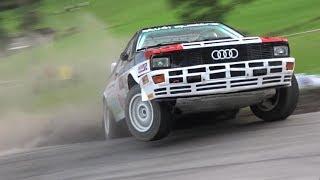 Download THE AUDI SHOW | Austrian Rallye Legends 2017 Video