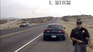 Download Bizarre Traffic Stop: Trooper Calls Woman's Dentist Video