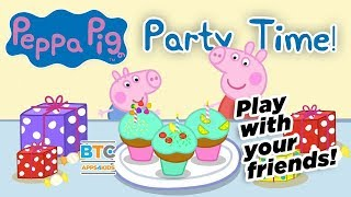 Download Peppa Pig: Party Time - Games, cakes, pressies! Video