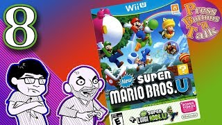 Download New Super Mario Bros. U, Ep. 8: Pro Gamers - Press Buttons 'n Talk Video
