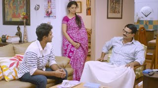 Download Santhosh Meets Ravi babu - Funny Comedy Scene - Thanu Nenu Scene || Ram Mohan Video