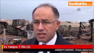 Download Gaziantep'de yangın 7 kişinin canına mal oldu Video
