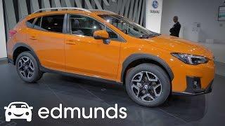 Download Subaru Crosstrek First Look Review   Edmunds Video