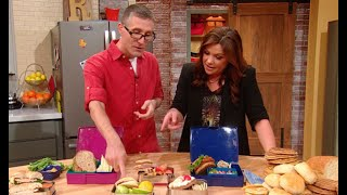 Download Trick to Keeping Lunchbox Sandwiches from Getting Soggy | Rachael Ray Show Video