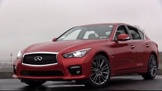 Download 2017 Infiniti Q50 Red Sport 400: Review Video