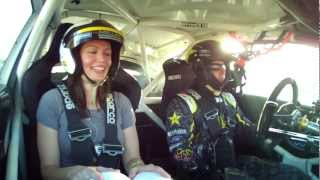 Download Rallycross360: My Ride-Along in a Rallycross Car with Tanner Foust Video