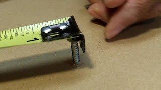 Download 4 Tape Measure Tricks Video
