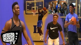 Download North Coast Blue Chips Check Out Duke University! Zion Williamson, RJ Barrett and More! Video
