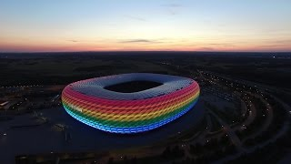 Download Deutsche Eiche// CSD München 2016// Allianz Arena Video