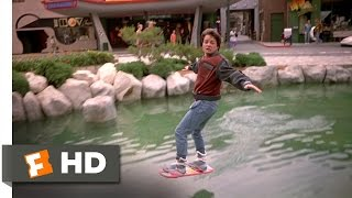 Download Back to the Future Part 2 (3/12) Movie CLIP - Hover Board Chase (1989) HD Video