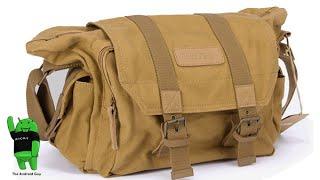 Download Bestek Canvas Gadget Bag Review Video