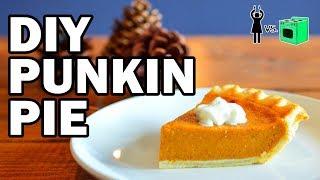 Download DIY Punkin Pie, Corinne Vs Cooking Video