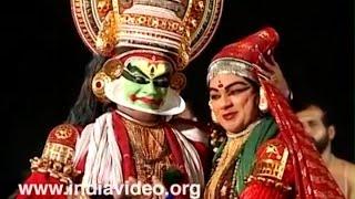 Download Kathakali Performance - Onam Video Greetings - Kerala Video