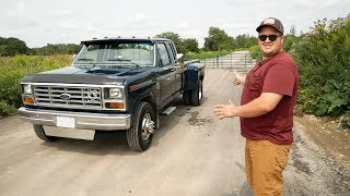 Download Martin's Perkins Diesel Swapped 1986 Ford F150 - Fanatik Owners - S1Ep1 Video