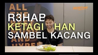 Download #MUSTreact Indonesian Food Tasting w/ R3HAB Video