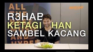 Download #MUSTreact Indonesian Food Tasting w/ R3HAB Video