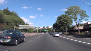 Download Driving in around Oahu (Hawaii) Part 1 of 5 Video