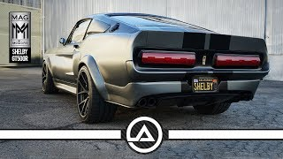 Download 1967 Shelby GT500 Meets 2012 Shelby GT500 | Mag Motors Video