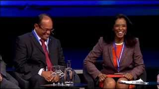 Download Global Oceans Action Summit for Food Security and Blue Growth Plenary Opening- Panel discussion Video