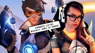 Download OVERWATCH SEASON 3 Competitive Gameplay Livestream l CHEERS LOVE!!! #9 Video