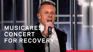 Download MusiCares Concert For Recovery Honoring Macklemore Video