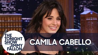 Download Camila Cabello on Struggling to Call Shawn Mendes ″Baby″ and Stealing from Prince William Video