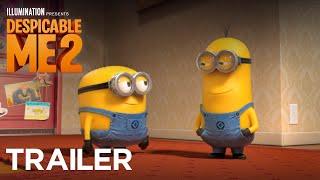 Download Despicable Me 2 - Trailer (HD) - Illumination Video