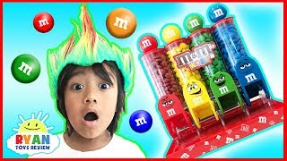 Download BAD KID STEALS M&M IRL Kids Pretend Play! Learn Colors with Candy for Children Toddlers and Babies Video